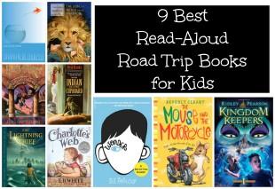 9 Best Read-Aloud Road Trip Books for Kids