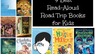 9 Best Read-Aloud Road Trip Books for Kids