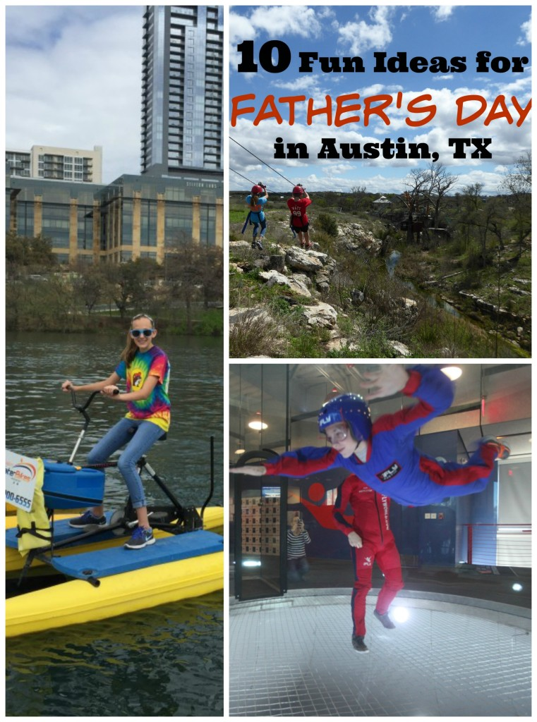 Fathers Day in ATX