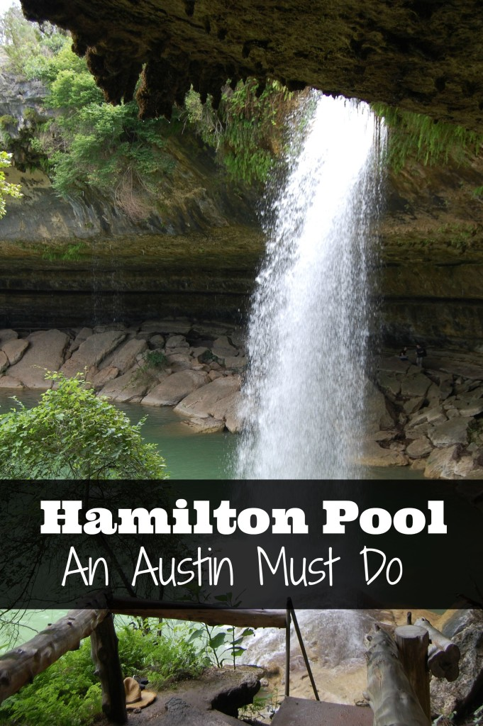 Hamilton Pool Preserve | Dripping Springs, Texas | Family Hike
