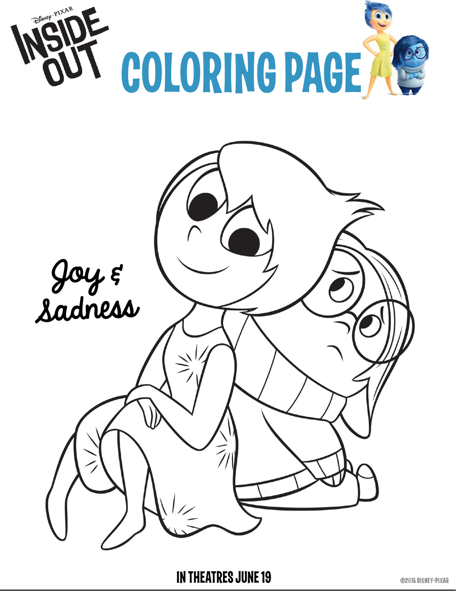 Disney inside out coloring page - Screen Shot 2015 06 04 At 8 15 26 Am Click Here To Download And Print Inside Out Coloring Pages