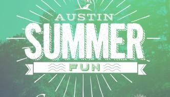 Austin Summer Fun Checklist – August 2015