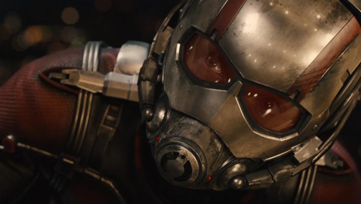 Paul Rudd in Ant-Man – #Ant-Man