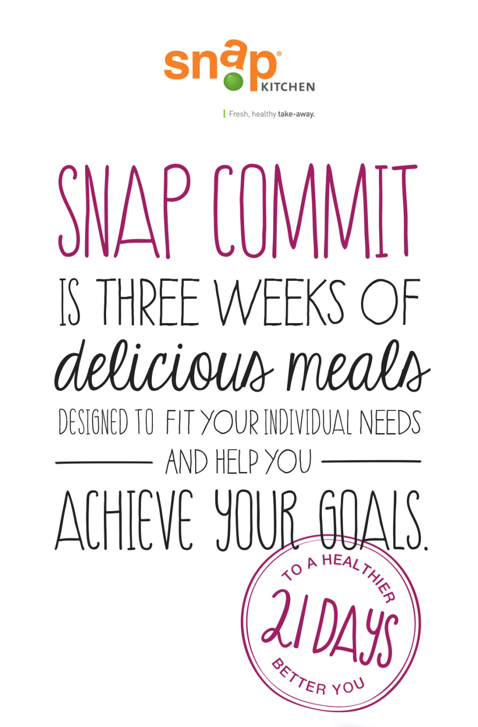 snap kitchen | 21 day commit diet plan | texas stores