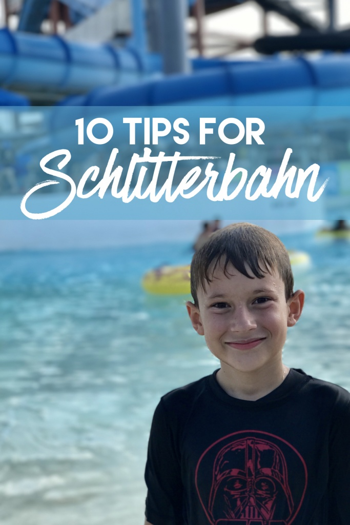 10 Tips for Schlitterbahn