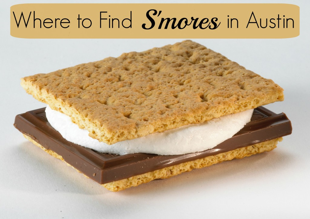Smores in Austin
