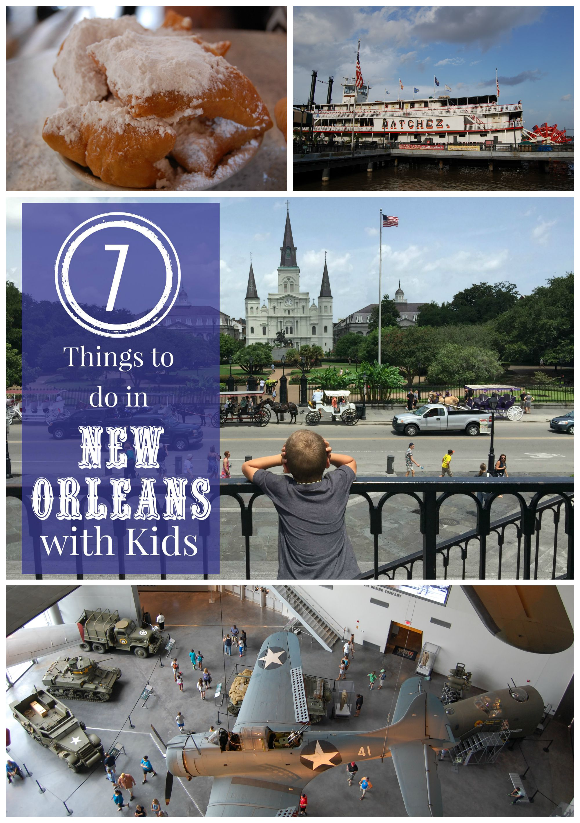 7 things to do in new orleans la with kids fun with