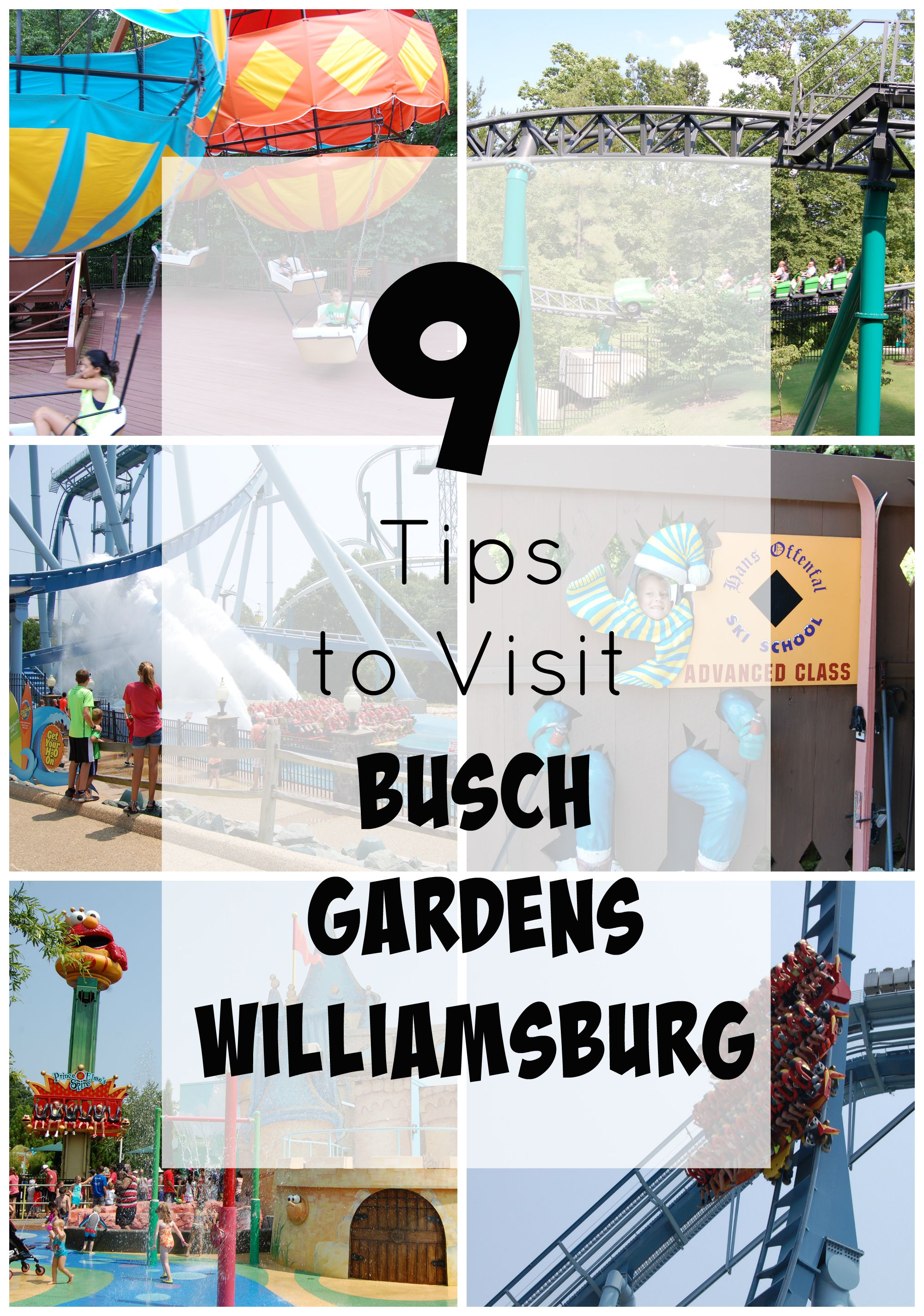 Tips For Busch Gardens