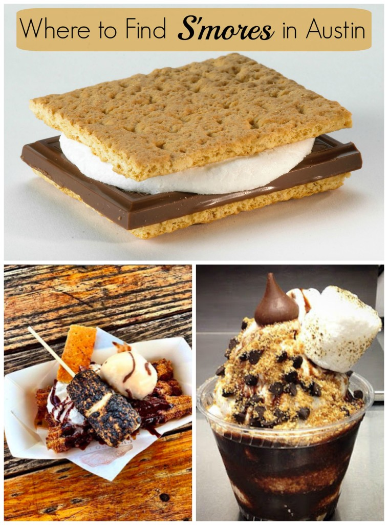 Where to find smores in ATX