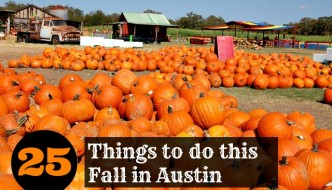 Top 25 Things to do in Austin this Fall – 2017