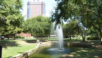 A Weekend in Dallas at the Hilton Anatole Hotel