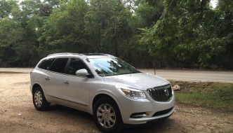 2016 Buick Enclave: A Search for #MomsPerfectCar