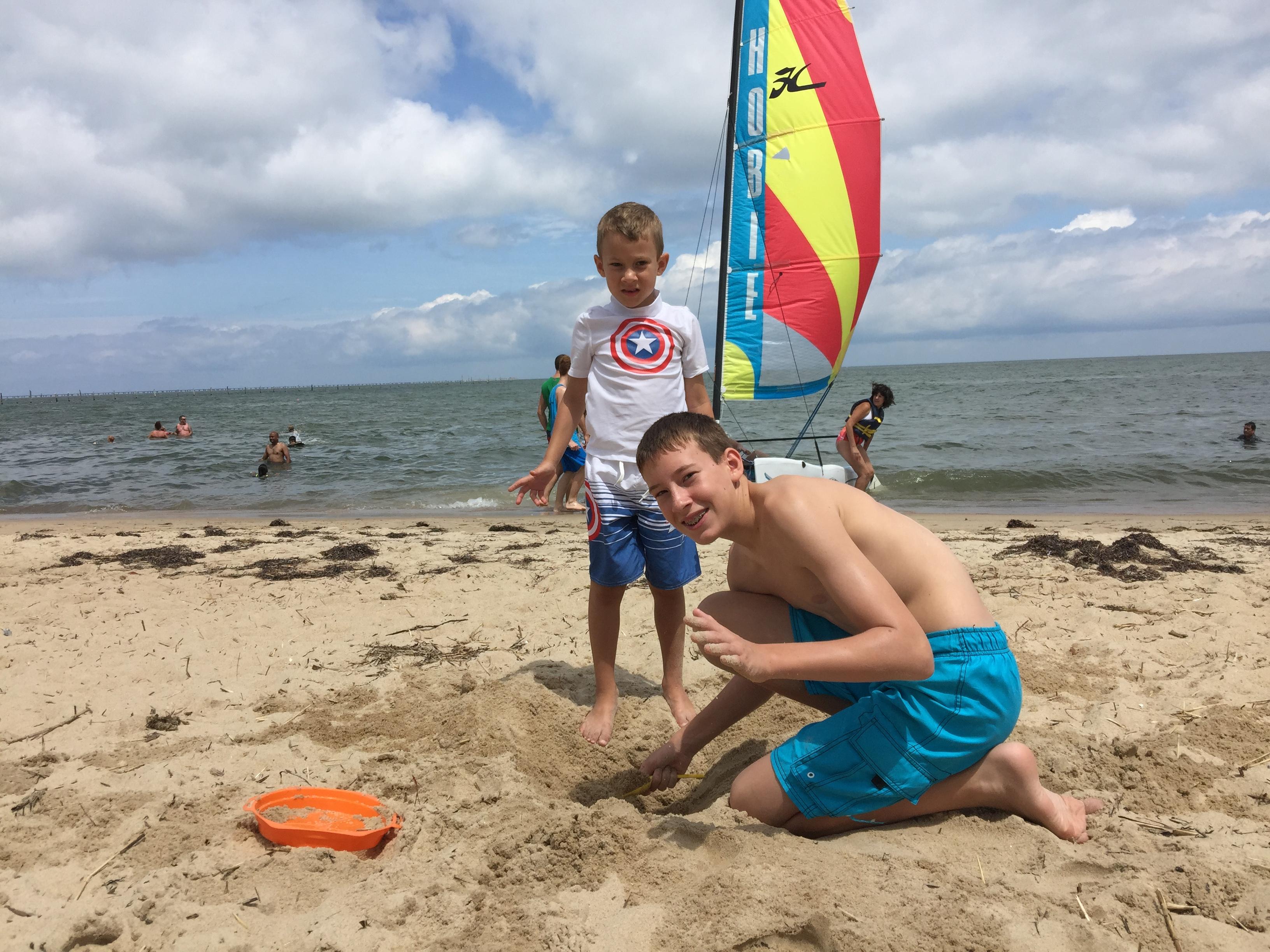 Time in virginia beach