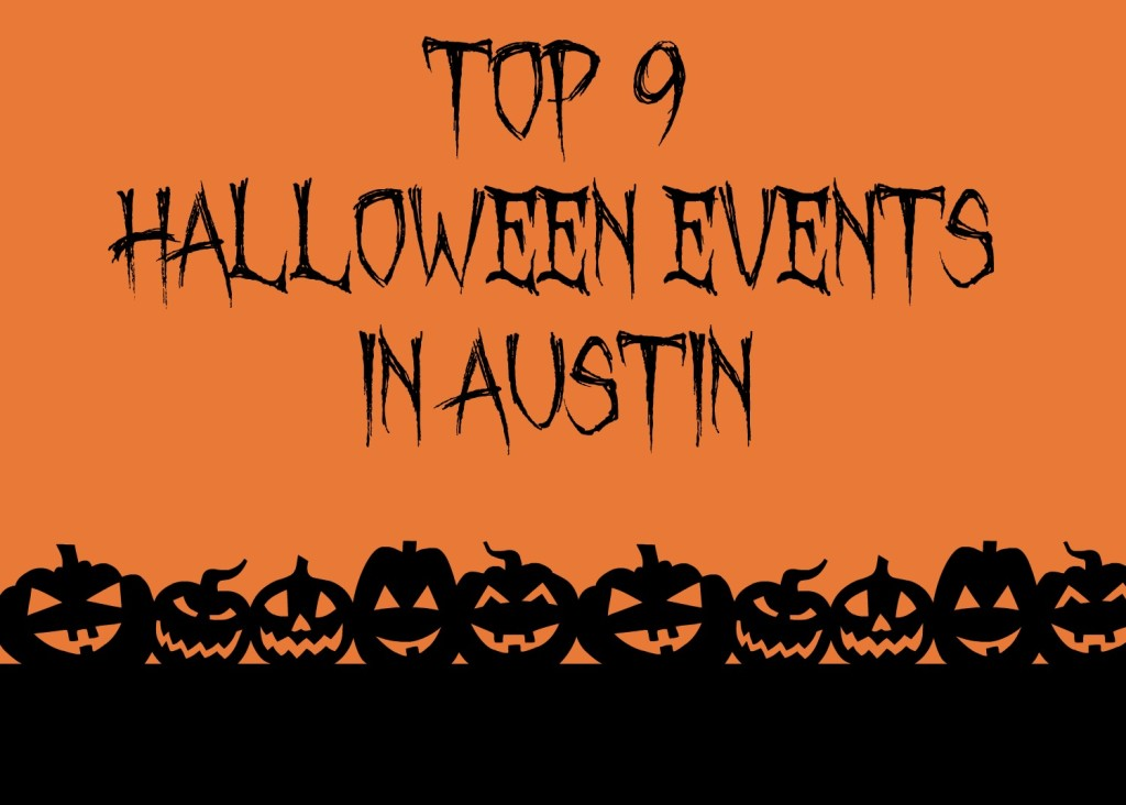 Top 9 Halloween Events in Austin,Texas for Families