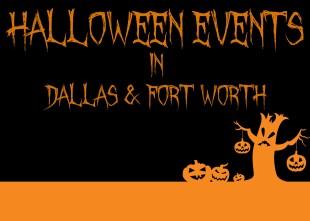 Top 7 Halloween Events in DFW