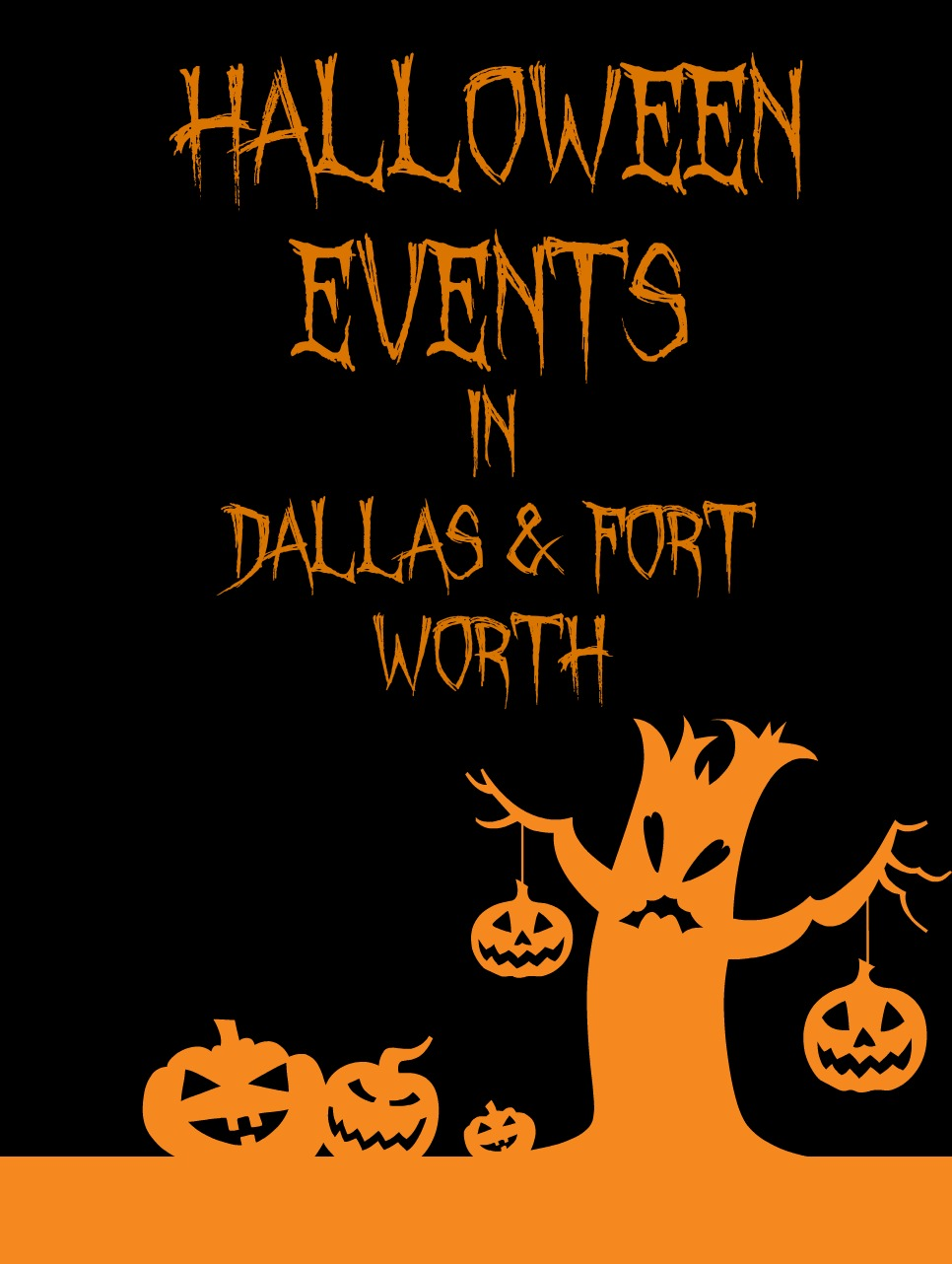 halloween events in dallas fort worth - Halloween In Fort Worth
