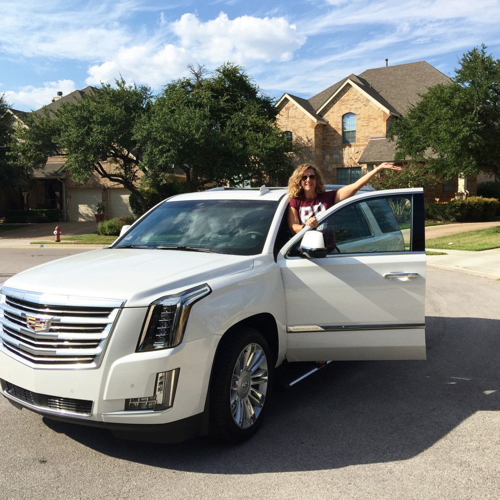 Buy Used Cadillac Escalade: 2016 Cadillac Escalade Review