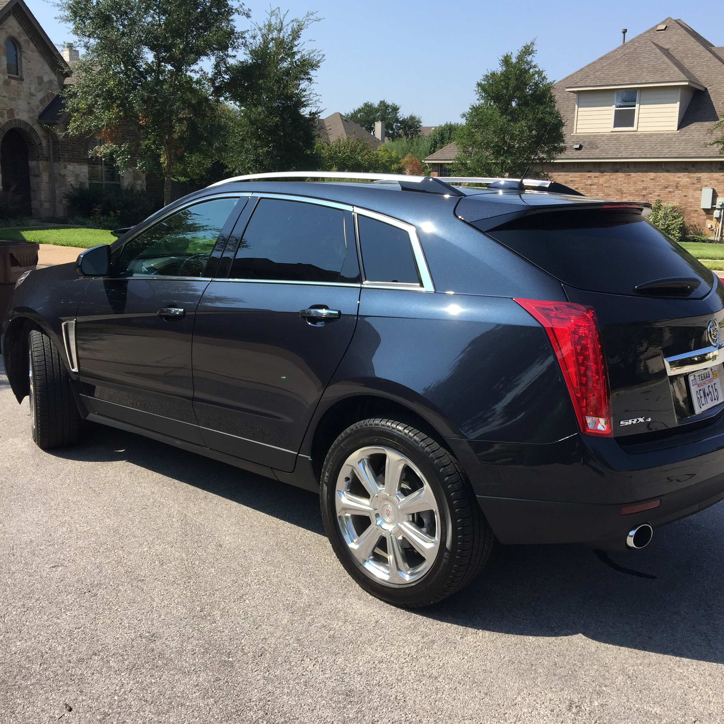 Review Of 2016 Cadillac SRX