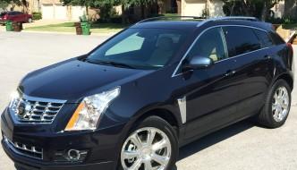 2016 Cadillac SRX: A Search for #MomsPerfectCar