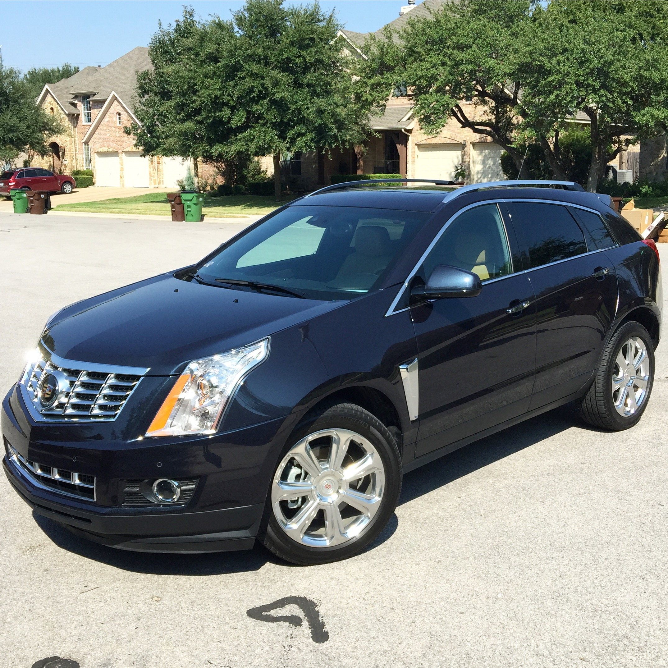 Review of 2016 Cadillac SRX | Search for #MomsPerfectCar