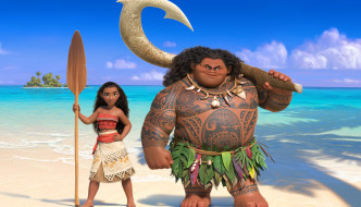 Disney's Newest Princess: Moana