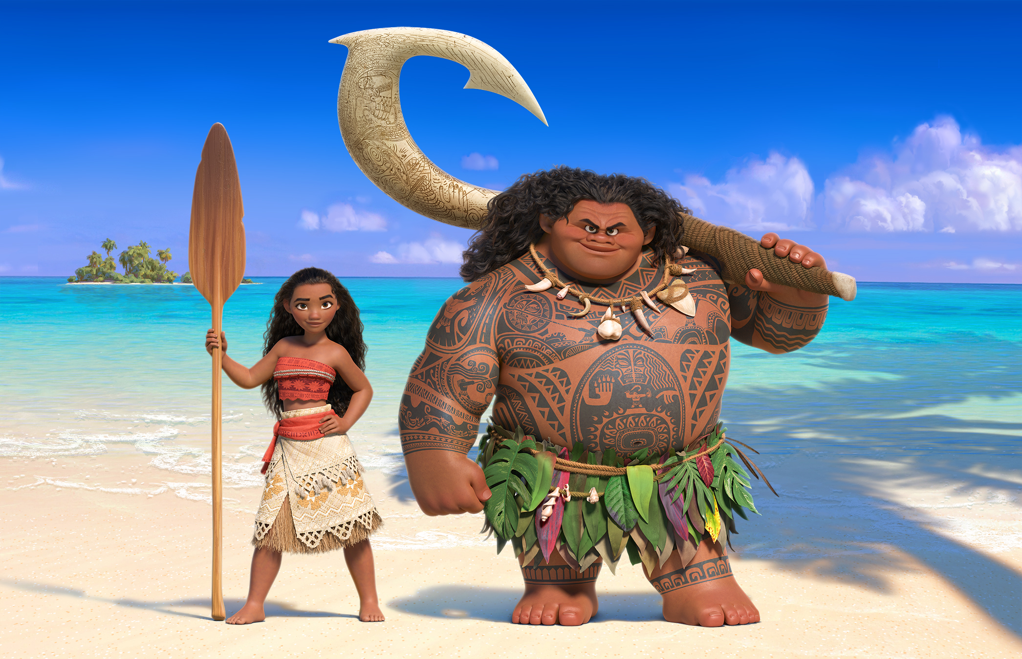Meet Disney's Newest Princess - Moana | In Theaters Nov 2016