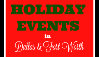 14 Holiday Events in DFW: 2016   Dallas, TX | Fort Worth, TX