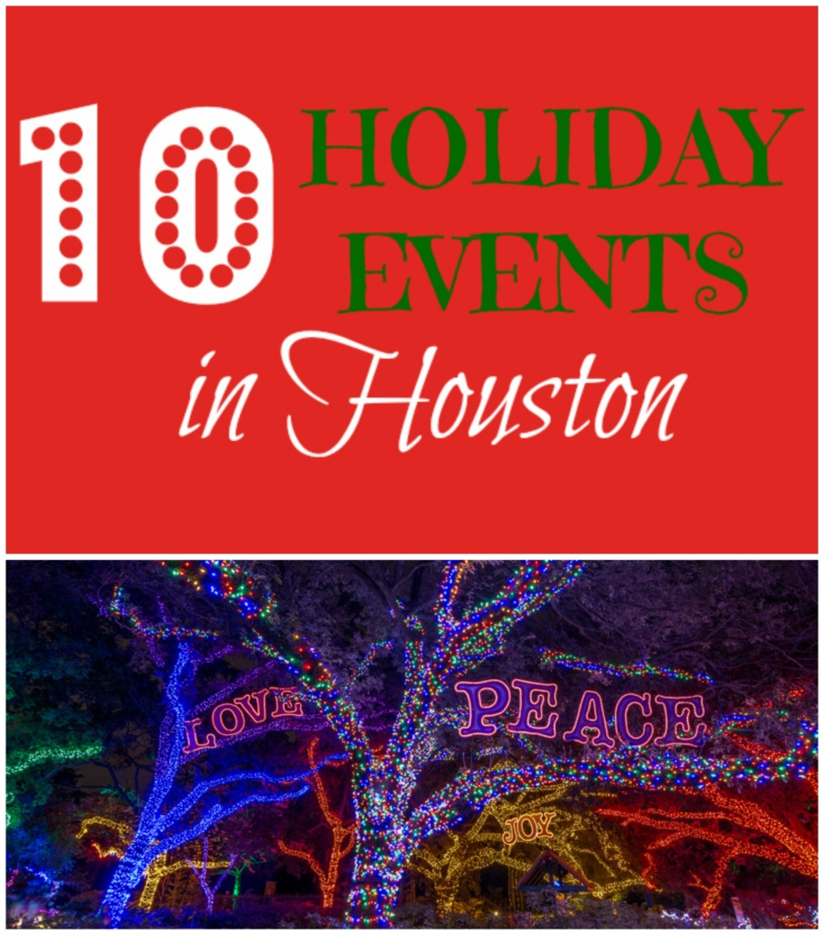 Holiday Events in Houston