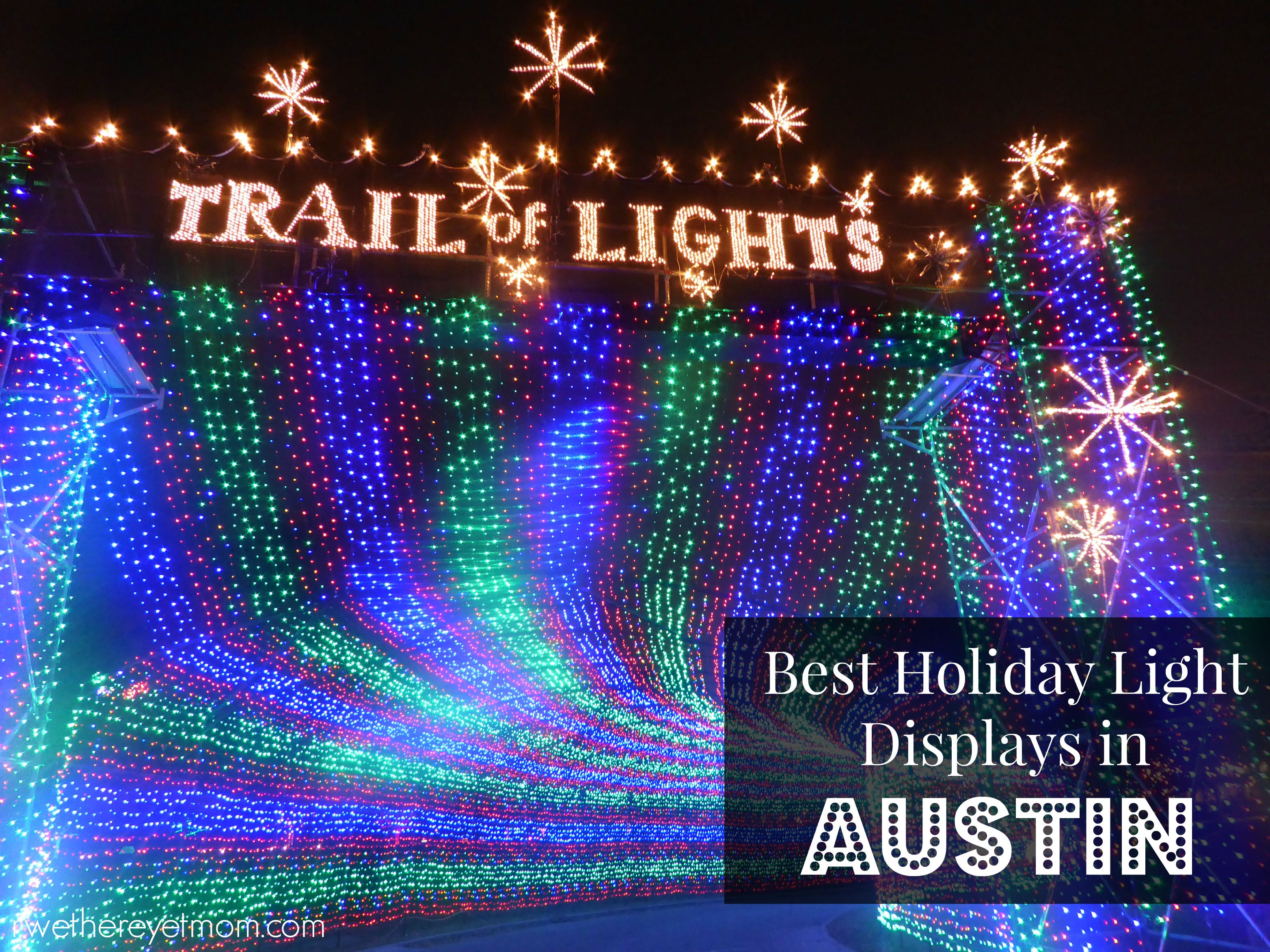 best christmas lights in austin