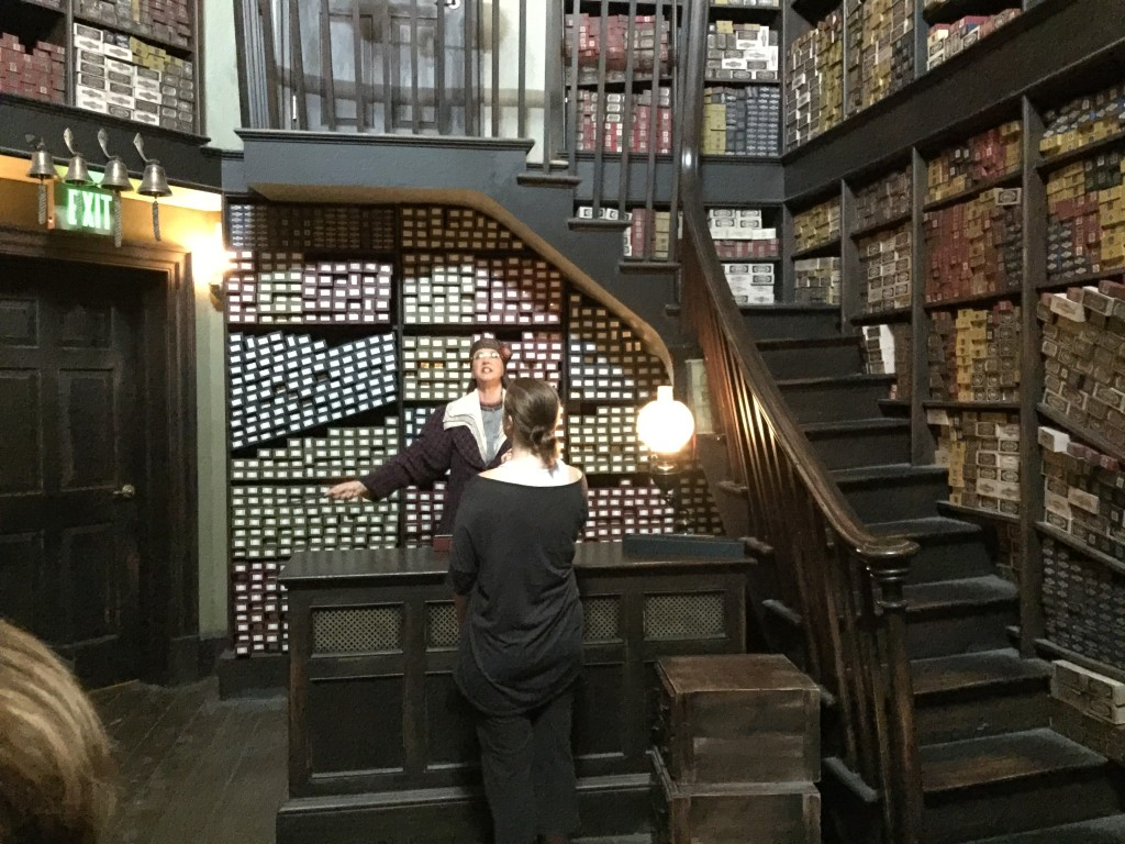 Ollivanders at Wizarding World of Harry Potter