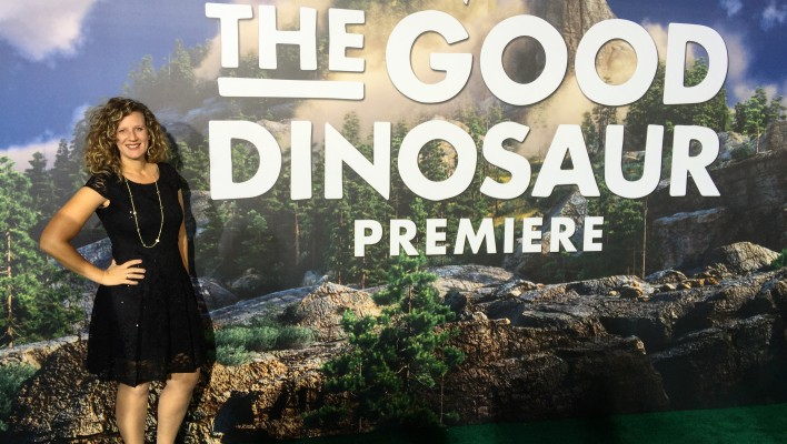 Highlights from the Red Carpet Premiere of The Good Dinosaur #GoodDinoEvent