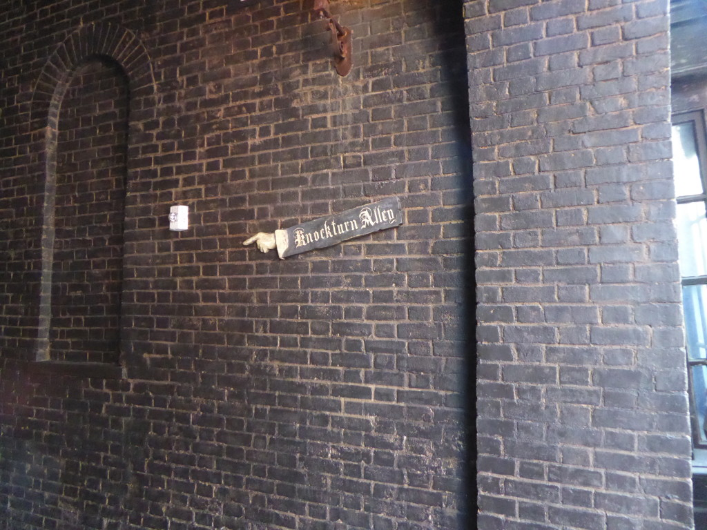 Knockturn Alley at Wizarding World of Harry Potter