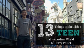 13 Things to Do with a Teen at the Wizarding World of Harry Potter: Hogsmeade & Diagon Alley