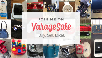 Sell Your Treasures Locally & Online with VarageSale