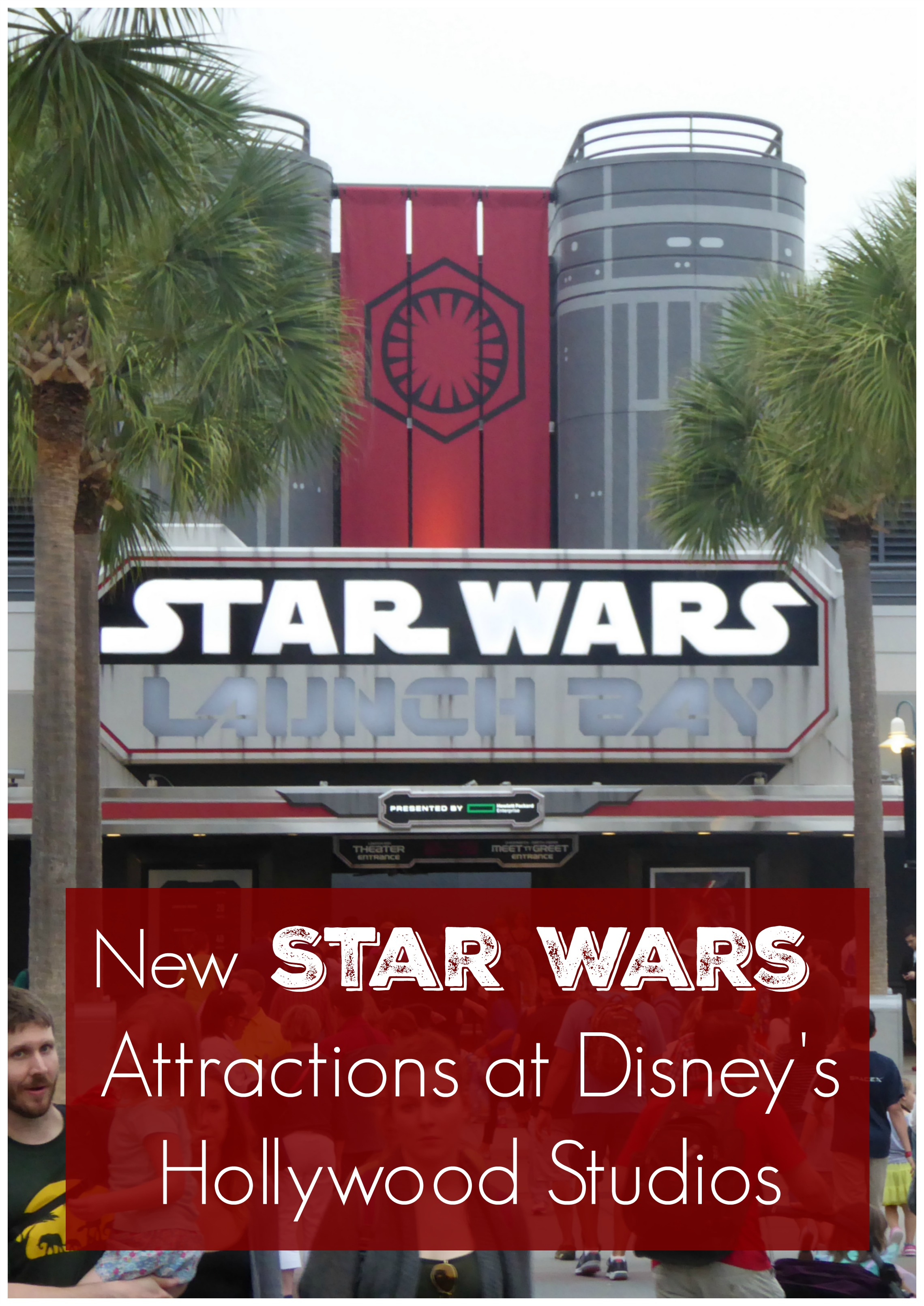 New Star Wars Attractions at Disney's Hollywood Studios