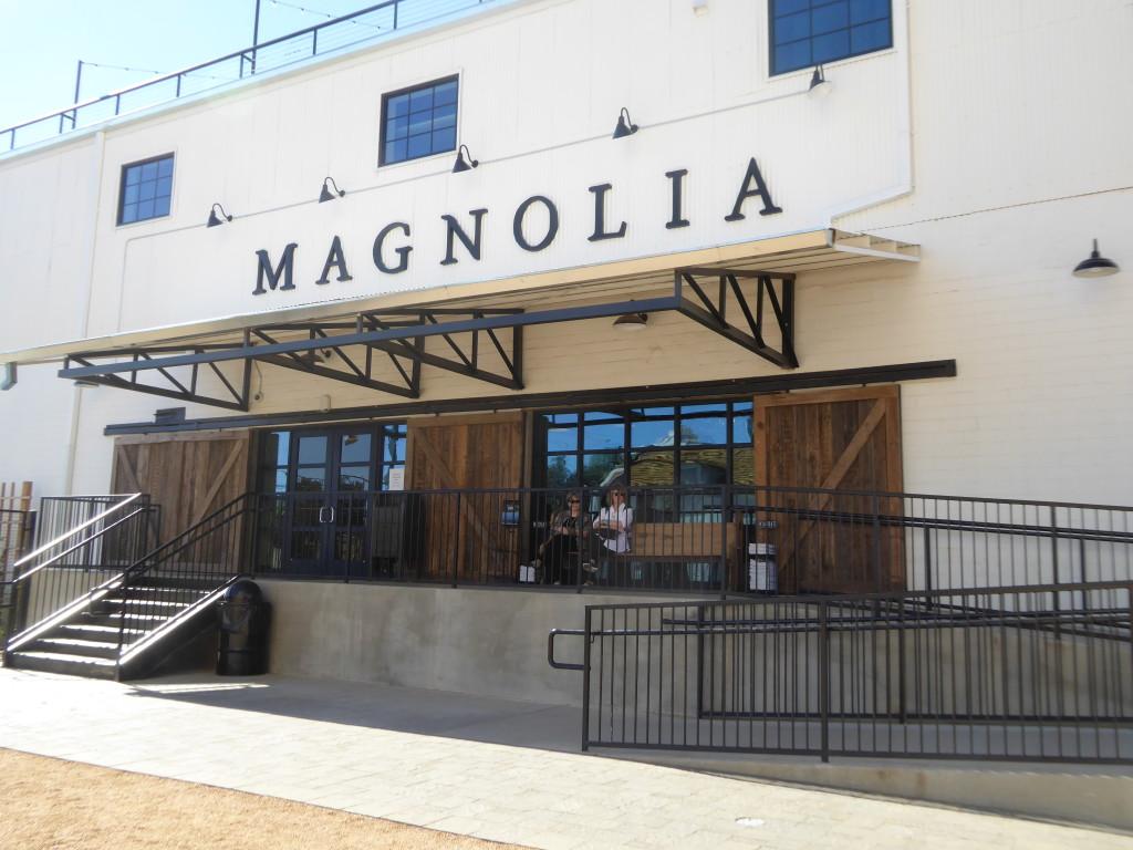 Magnolia Market in Waco, TX