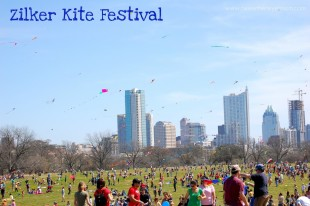 Zilker Kite Festival: 6 Tips to Make it a Great Experience