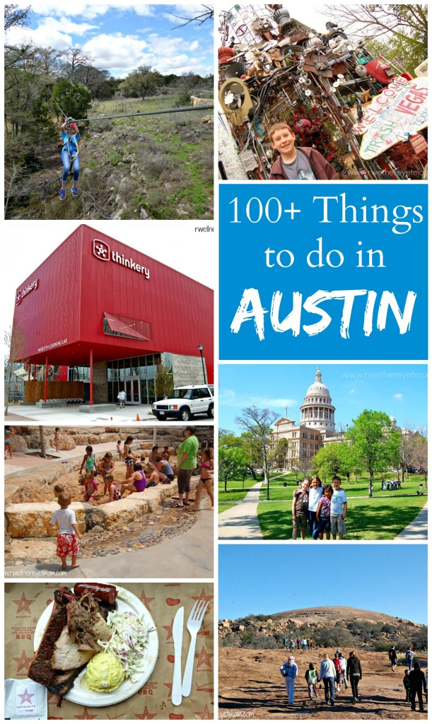 100 Things to Do in Austin