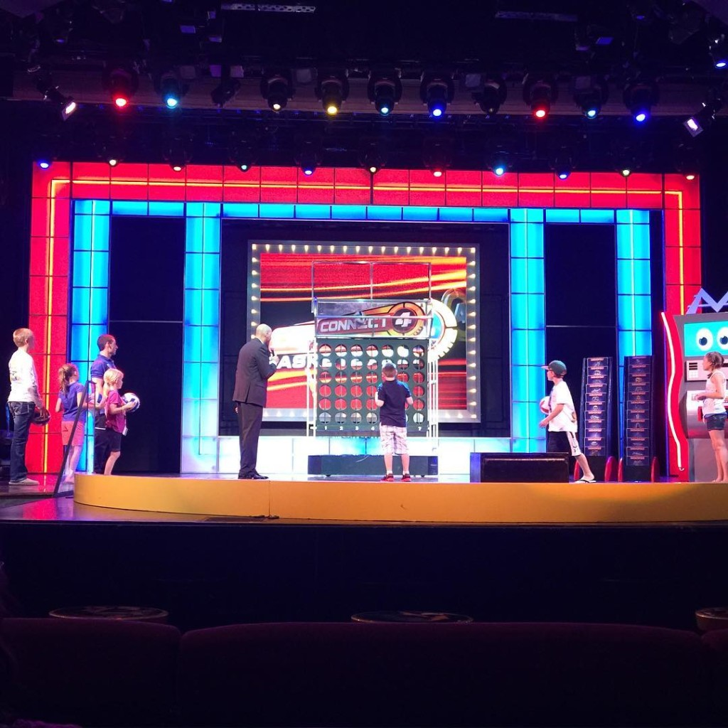 Carnival Freedom Hasbro Game Show