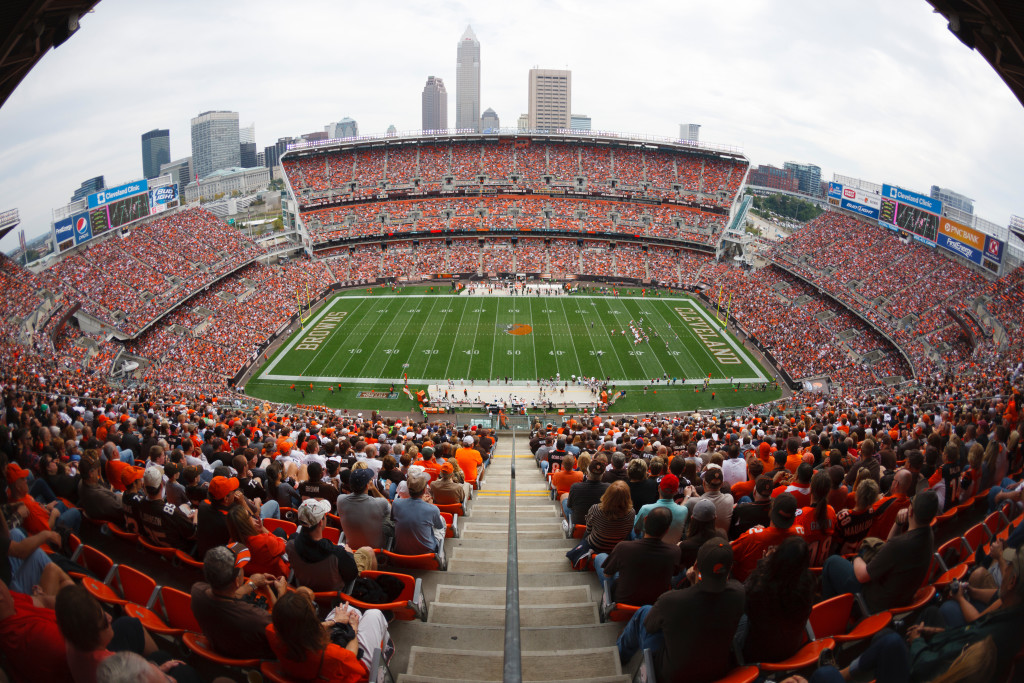 FirstEnergy Stadium - Browns Game