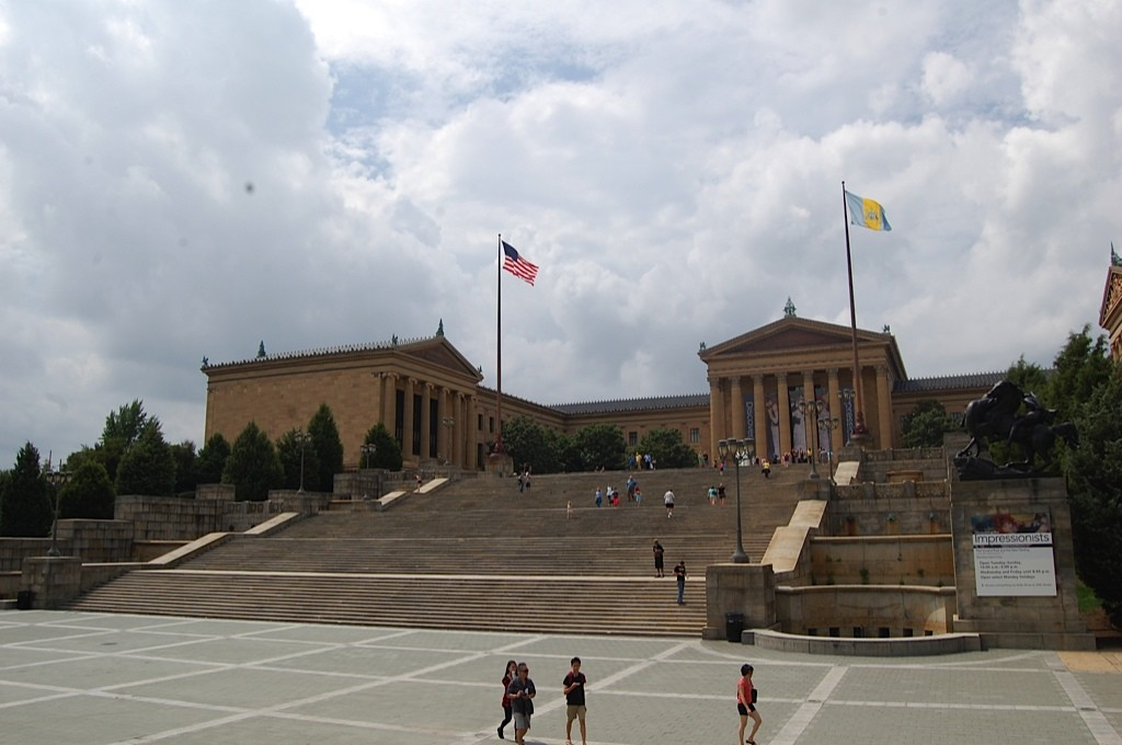 Things to Do in Philadelphia: Rocky Steps
