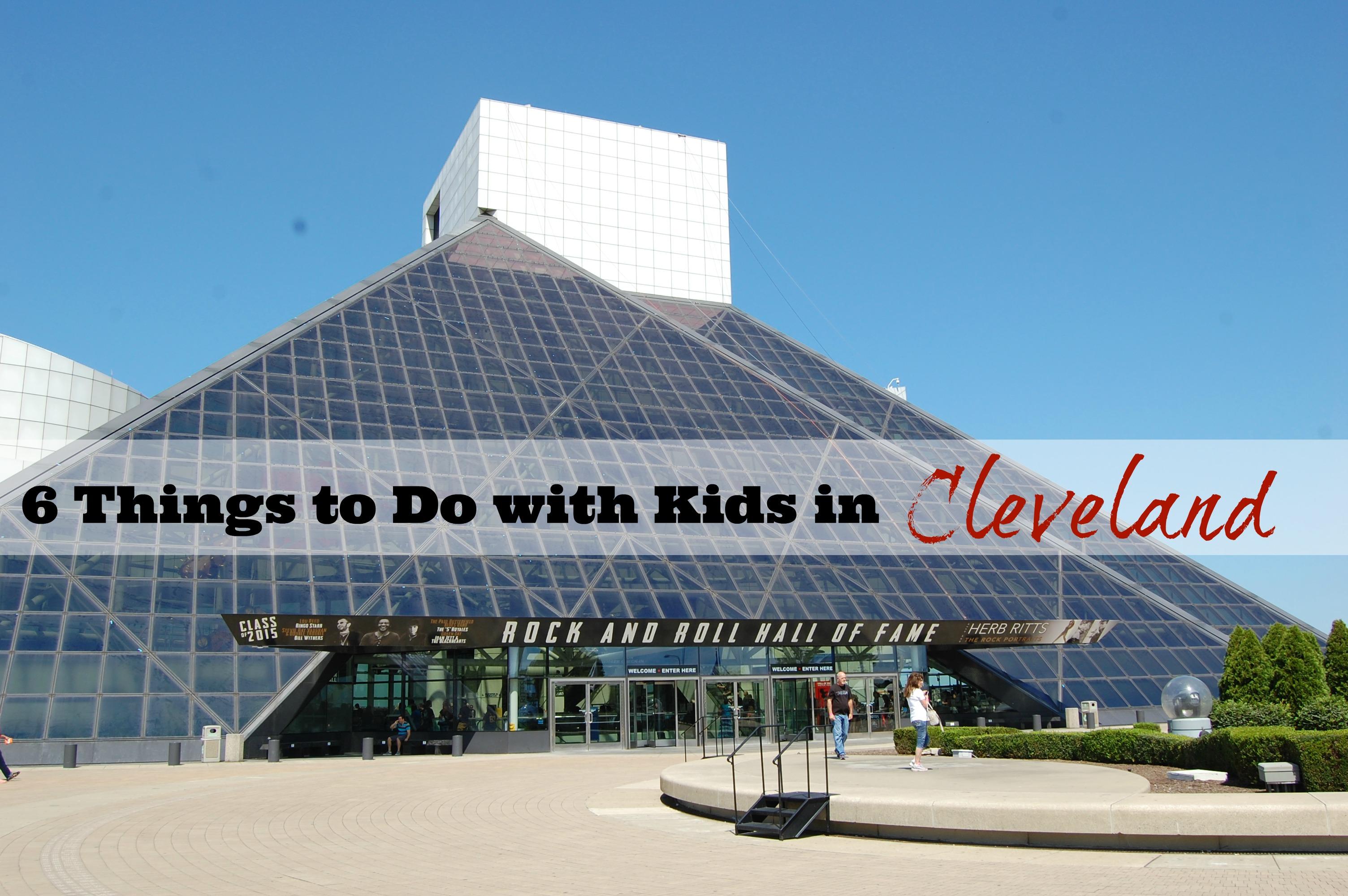 In Cleveland Ohio
