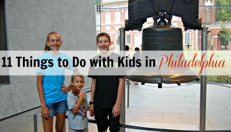 11 Things to Do in Philadelphia with Kids