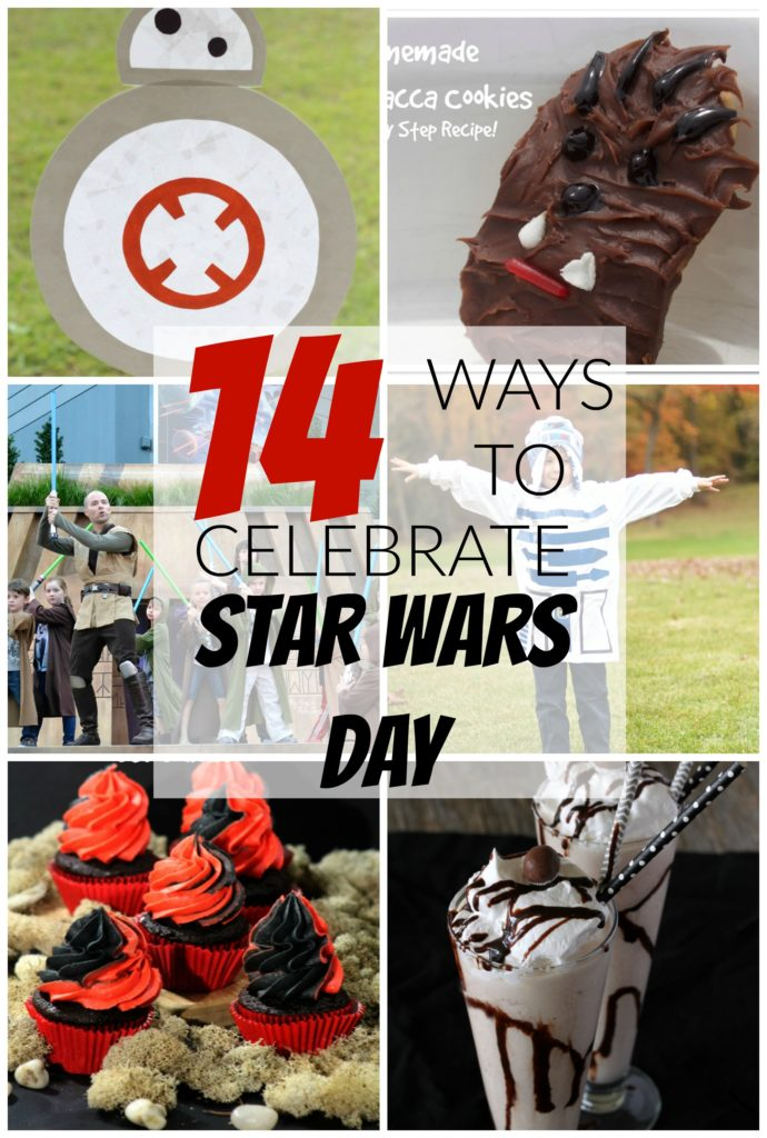 14 Ways to Celebrate Star Wars Day