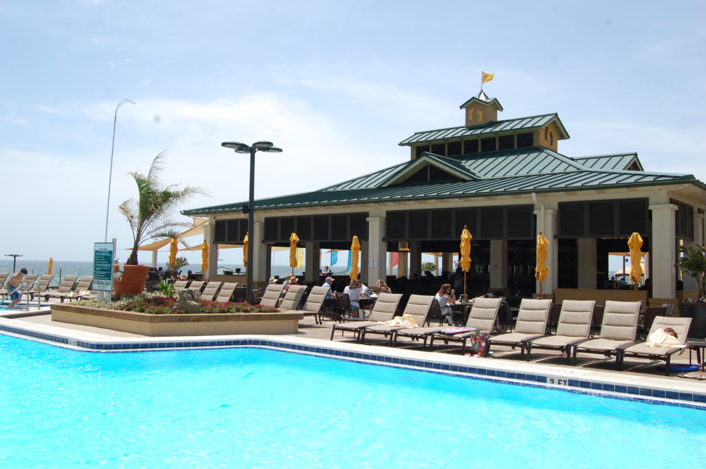 Hilton Sandestin Beach: Barefoot's