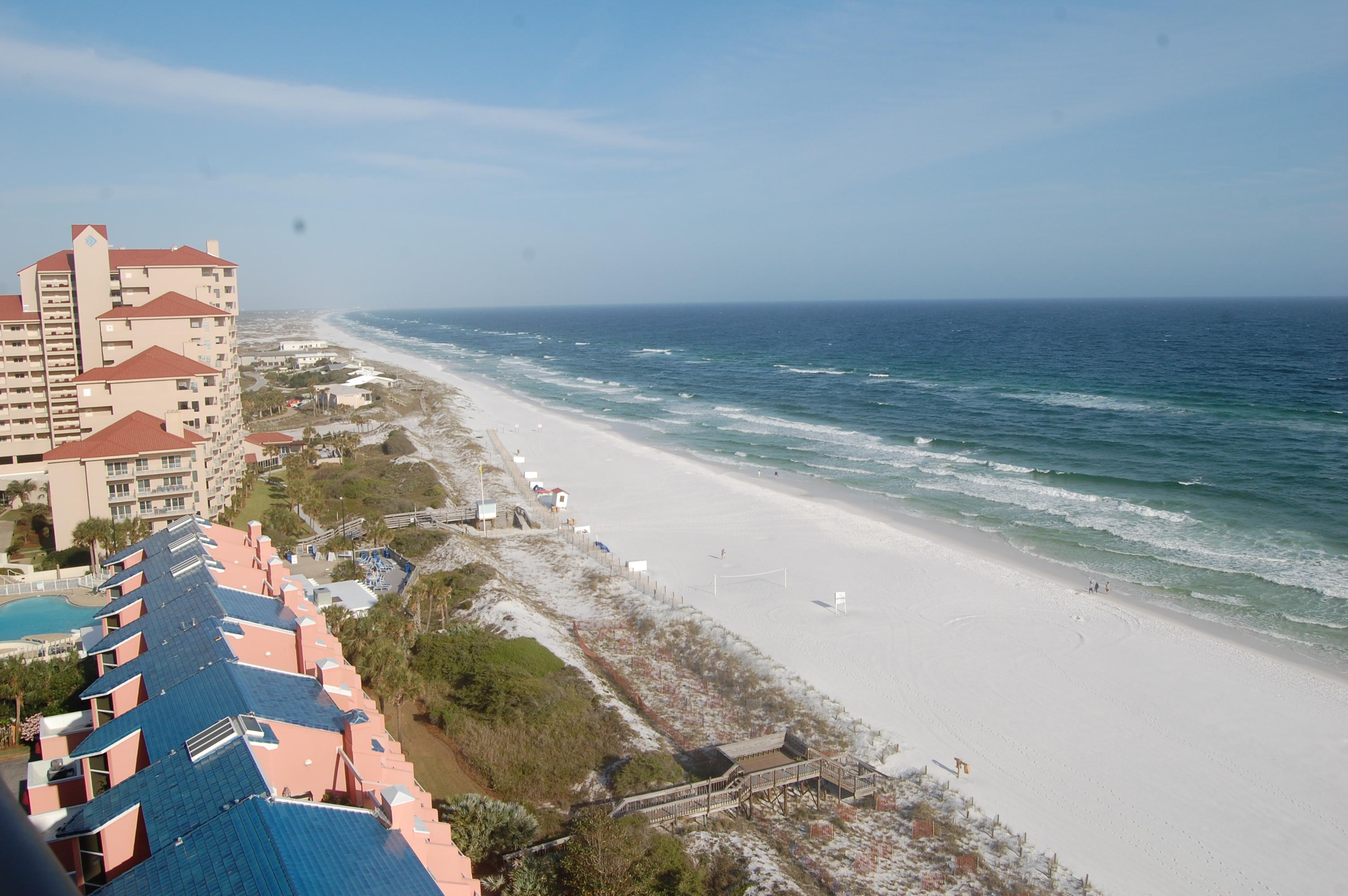 Beach Towers in Sandestin Florida