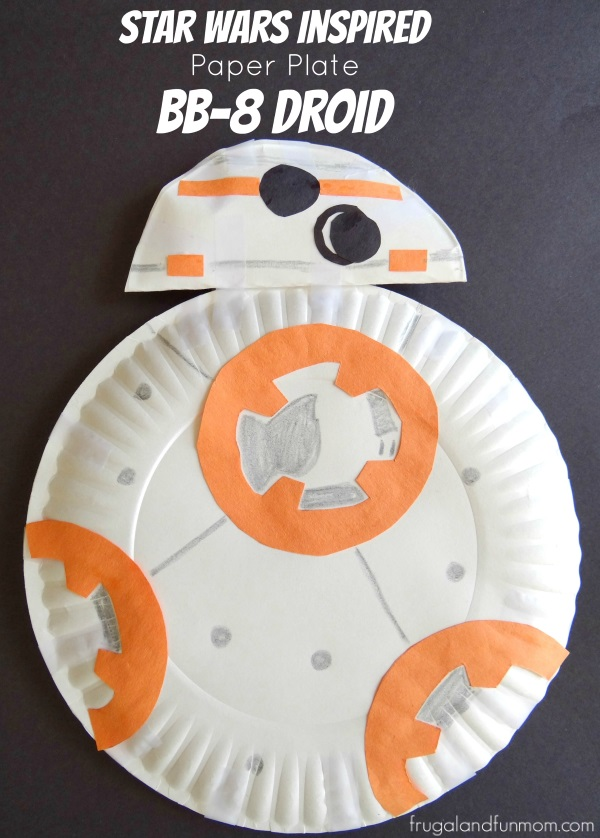 14 fun ways to celebrate star wars day may 4th for Star wars arts and crafts