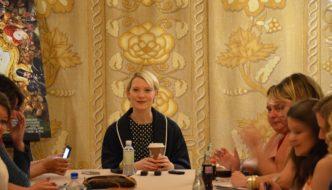 Get to Know Alice's Mia Wasikowska
