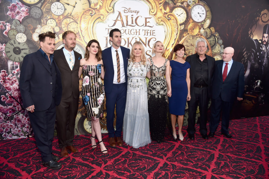 Alice Through the Looking Glass Red Carpet Premiere