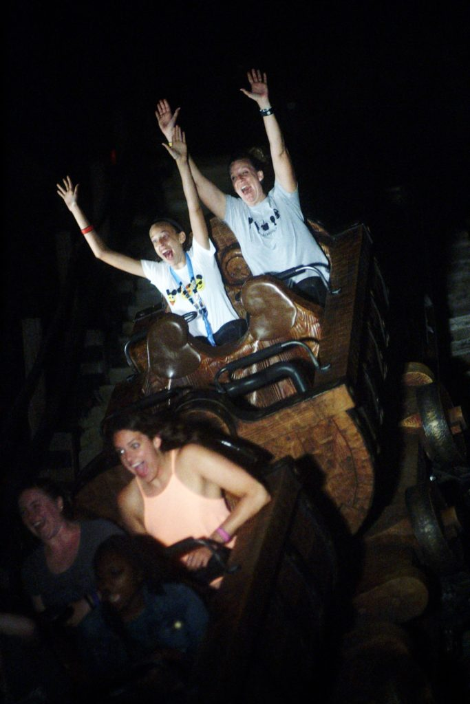 Walt Disney World Cast Members Seven Dwarfs Mine Train